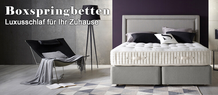 boxspringbetten in berlin oder im webshop finden bettenjumbo. Black Bedroom Furniture Sets. Home Design Ideas