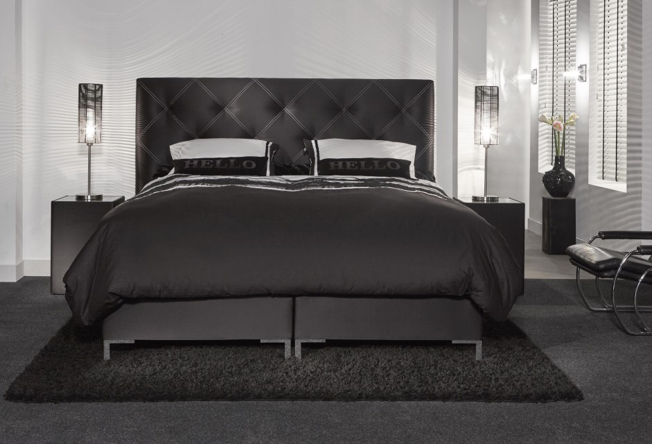 serta bijoux boxspringbett. Black Bedroom Furniture Sets. Home Design Ideas