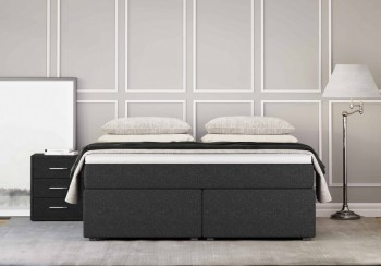 Boxspringbett Headless King 160x200